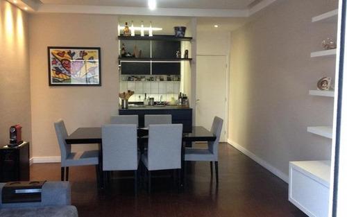 lindo apartamento diferenciado com jardim, à venda no morumbi, são paulo!