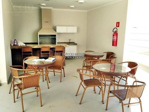 lindo apartamento edificio absoluto - ap2008