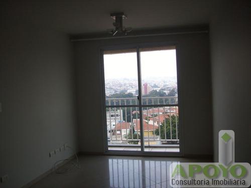 lindo apartamento em andar alto próximo vila mascote - yo3598
