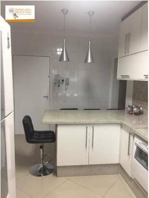 lindo apartamento, em bairro nobre - ap1002