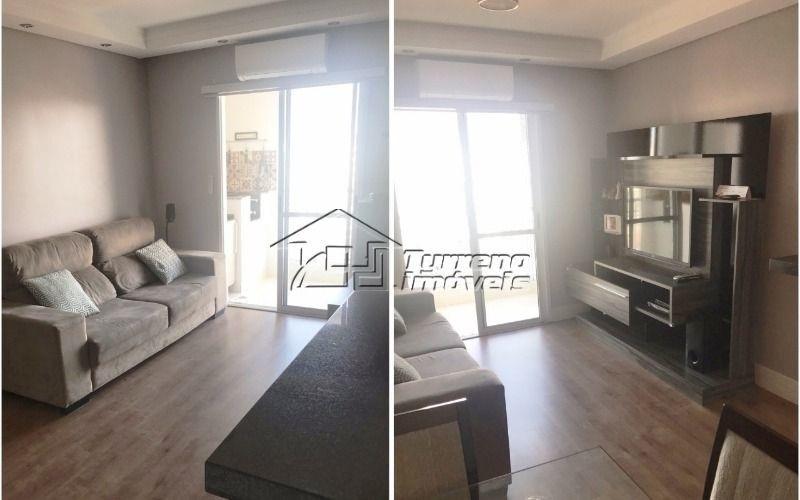 lindo apartamento em condomínio clube na vila betânia