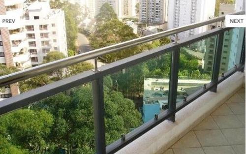 lindo apartamento em localizacão privilegiada. empreendimento mais bonito da linha marques.