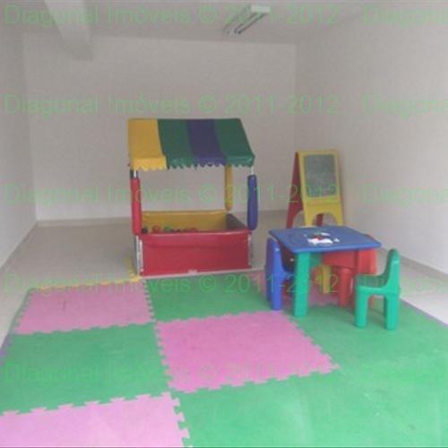 lindo apartamento  em meio a um bosque! ref 63551