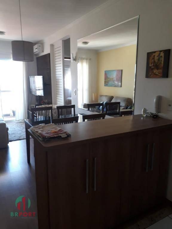 lindo apartamento em são roque - ap0070