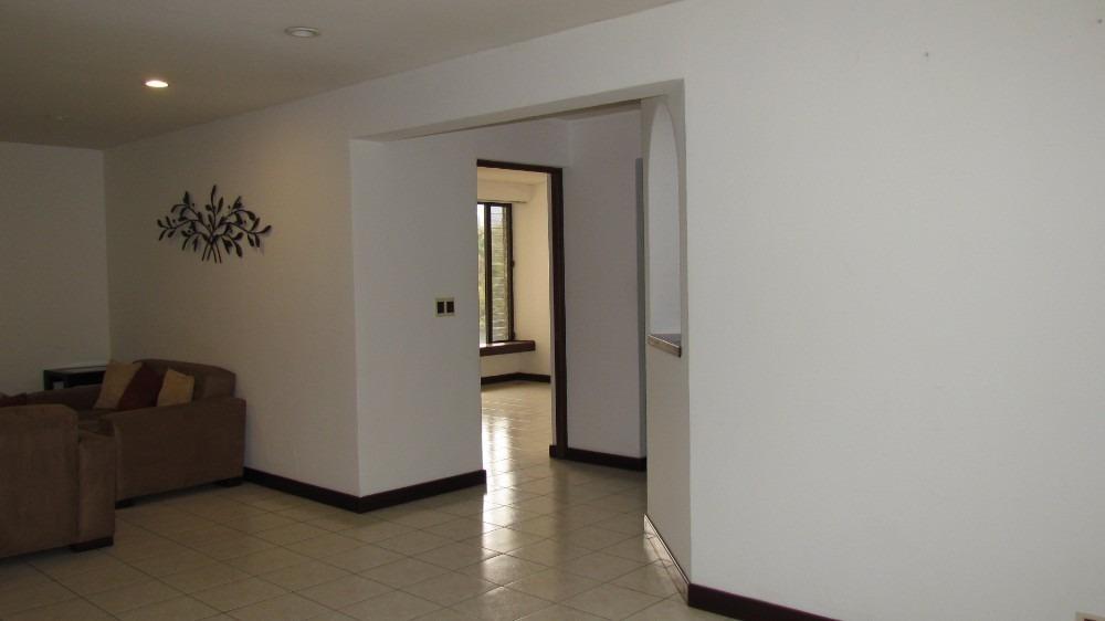 lindo apartamento en renta en sector con mucho bosque zona 1