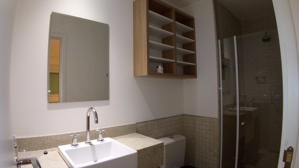 lindo apartamento estilo flat para locação próximo à av. paulista - 2 dormitórios sendo 1 suíte - 1 vaga! - fl0676