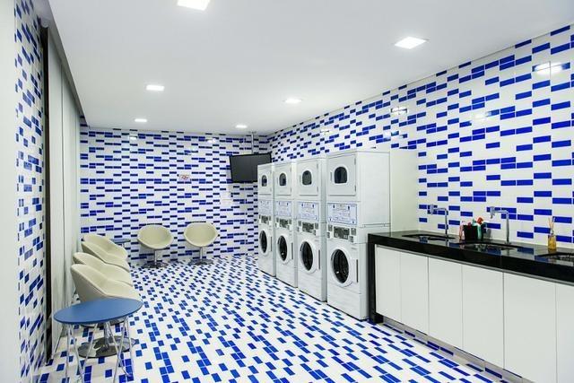 lindo apartamento estilo studio para venda no brooklin - ideal para investimento ou moradia! - fl0595