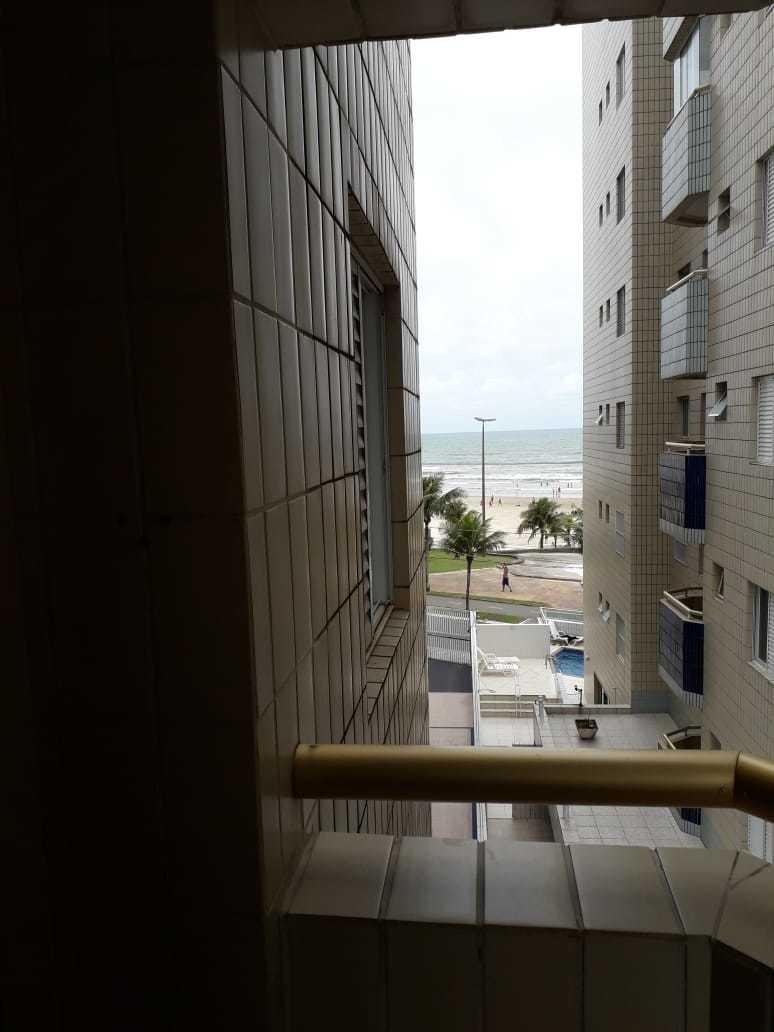 lindo apartamento frente para o mar disponivel esse final se