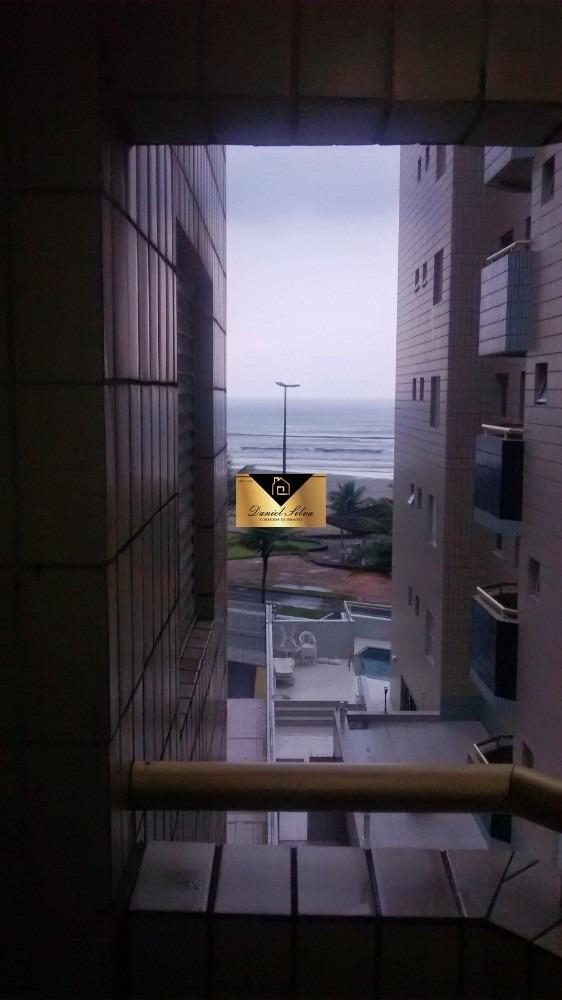 lindo apartamento frente para o mar só 130 a diaria