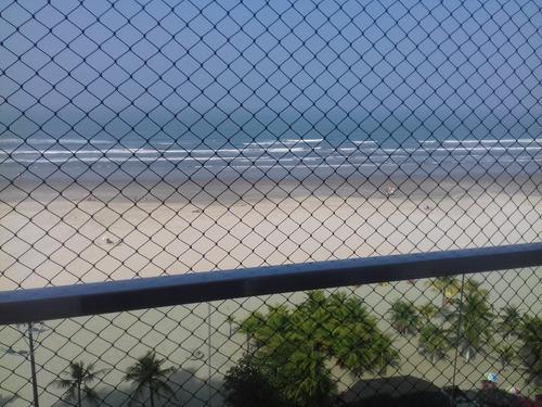 lindo apartamento frente para o mar só 350 mil a vista