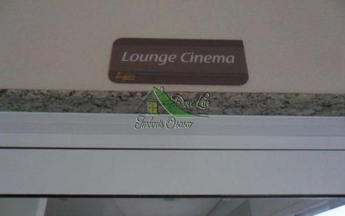 lindo apartamento. inspire barueri. fase verde.