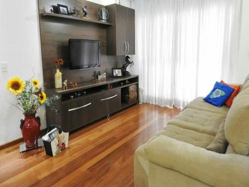 lindo apartamento - jardim ester - 11158