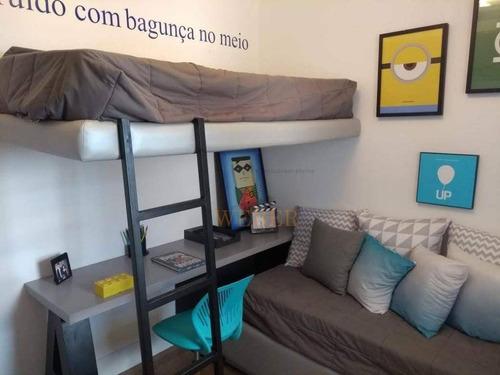 lindo apartamento lazer completo - cond. parque da serra - ap0835