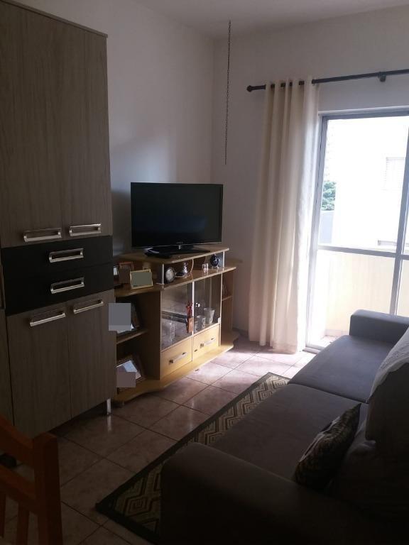 lindo apartamento-mobiliado 01 dormitório-01 vaga centro de guarulhos - ap6466