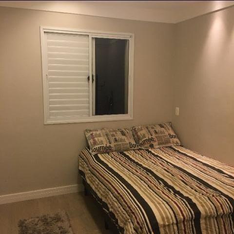 lindo apartamento, mobiliado, com lazer completo em são vicente - codigo: ap0715 - ap0715