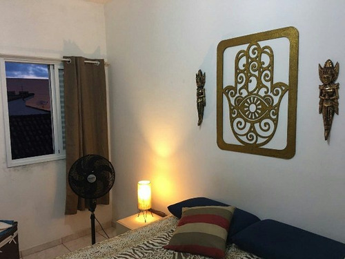lindo apartamento mobiliado, na praia dos sonhos - ref 2560