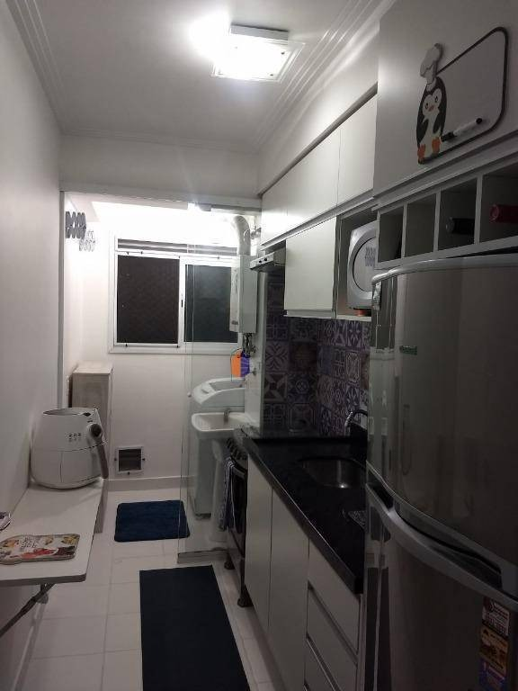 lindo apartamento mobiliado na vila carrão - ap2981