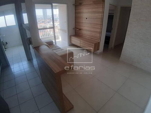 lindo apartamento mobiliado para locação na vila carrão - ap0223