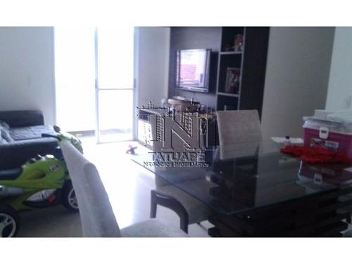 lindo apartamento mobiliado prox. shop. anália franco