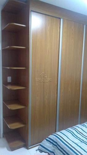 lindo apartamento mobiliado - tupi - lazer completo -al0253
