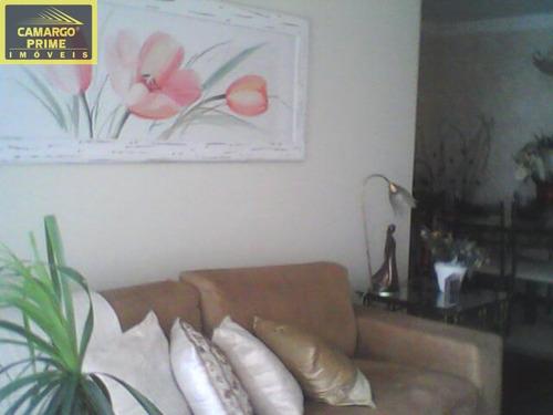 lindo apartamento na pompéia com 3 dormitórios - eb72750