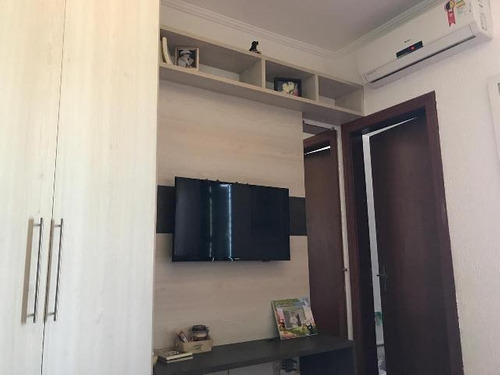 lindo apartamento na vila marina aceita carro - ref 4219