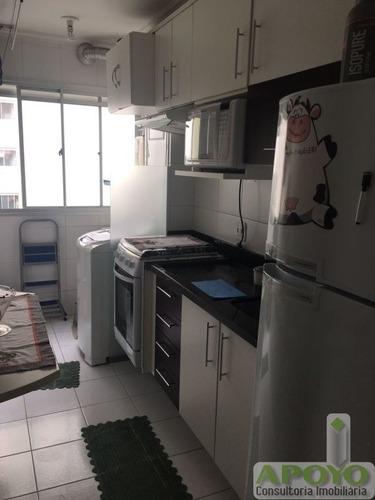 lindo apartamento na zike tuma - yo3503