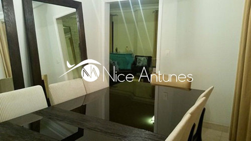 lindo apartamento, no bairro da água fria e ótima localização na zona norte! - na4064