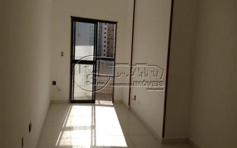 lindo apartamento no bairro ocian praia grande, 1 dormitorio sendo suite