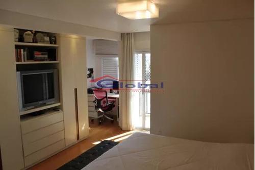 lindo apartamento no campestre - gl38282