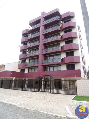lindo apartamento no centro de guaratuba, imobiliária áfrica - pr - ap0045 - 4710095