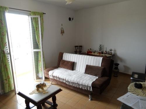 lindo apartamento no centro de itanhaém - ref 2576