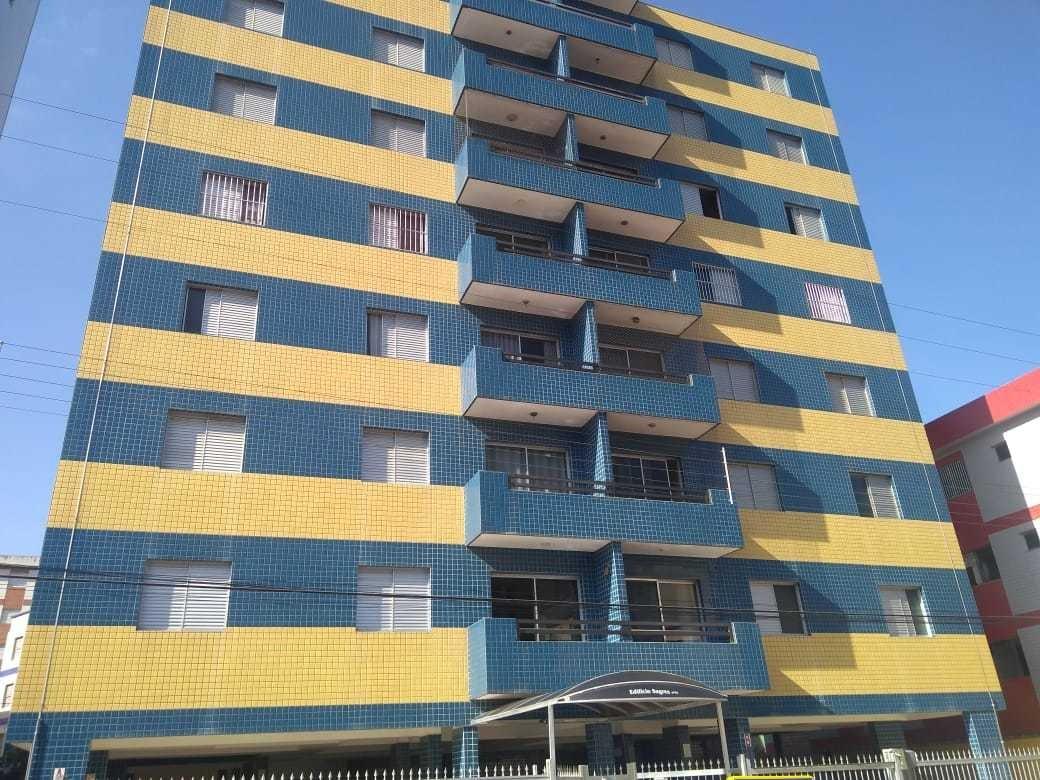 lindo apartamento no centro de mongaguá!!   ref. ap0011
