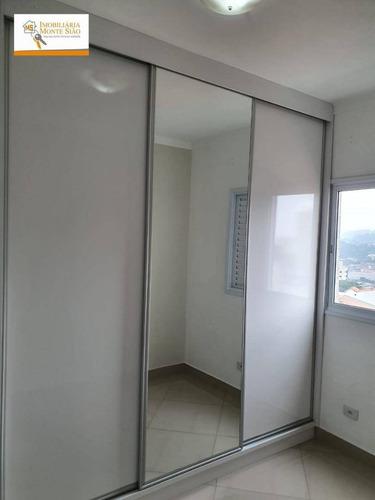 lindo apartamento no condomínio bella vista - ap1009