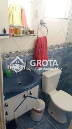 lindo apartamento no condomínio pateo andaluz são miguel - 193