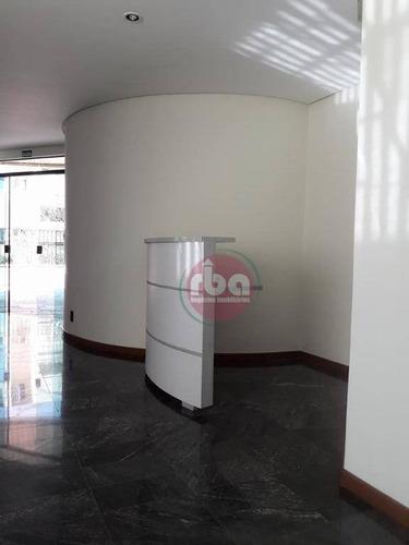 lindo apartamento no edifício mônaco - ap0777