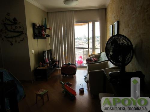 lindo apartamento no jardim prudência - yo3559