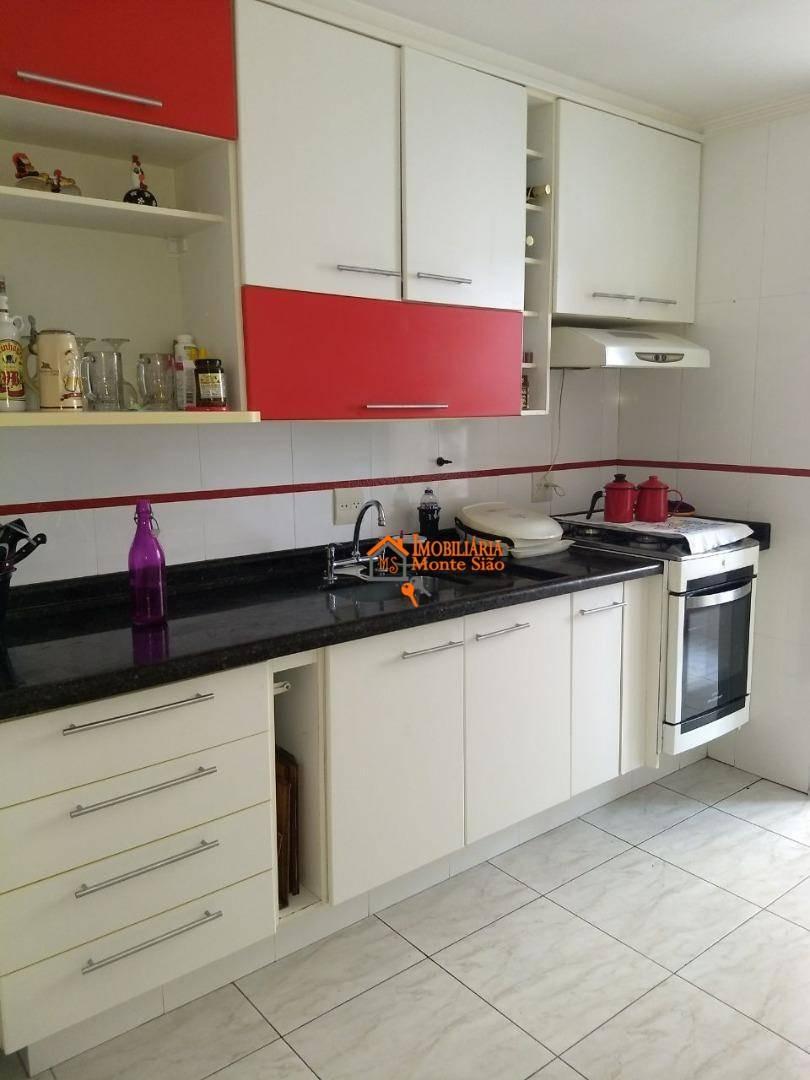 lindo apartamento no macedo com 2 dormitórios à venda, 63 m²  - macedo - guarulhos/sp - ap1217