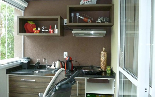 lindo apartamento no morumbi, 3 dormitórios  com belíssima  varanda gourmet e churrasqueira são paulo, com ampla varanda gourmet