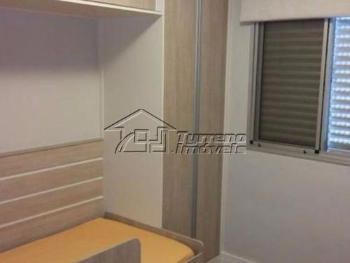 lindo apartamento no parque industrial. estuda permuta por apartamento de 3 dormitórios