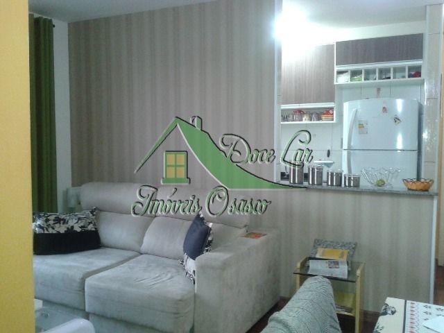lindo apartamento no reserva nativa - carapicuiba