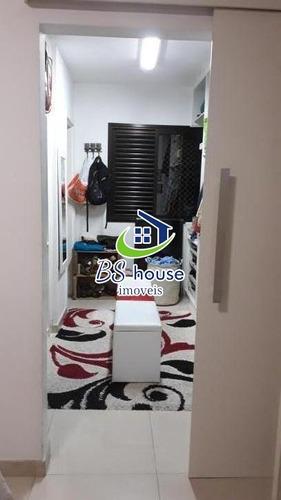 lindo apartamento no vila gilda | 106 m² - 6751