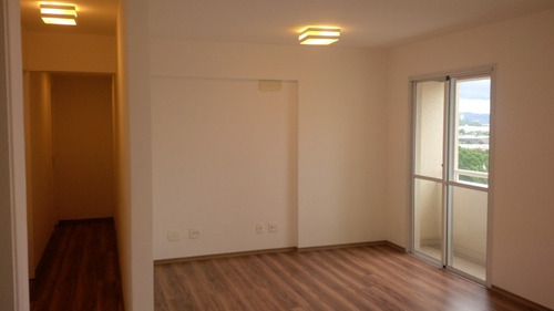lindo apartamento novo em santo andré edifício claude monet  - 440l