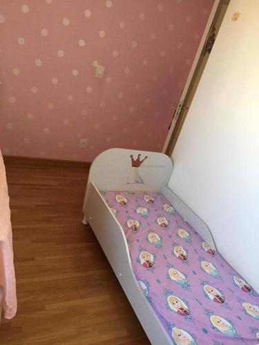 lindo apartamento pertinho do shopping taboão - ap0984
