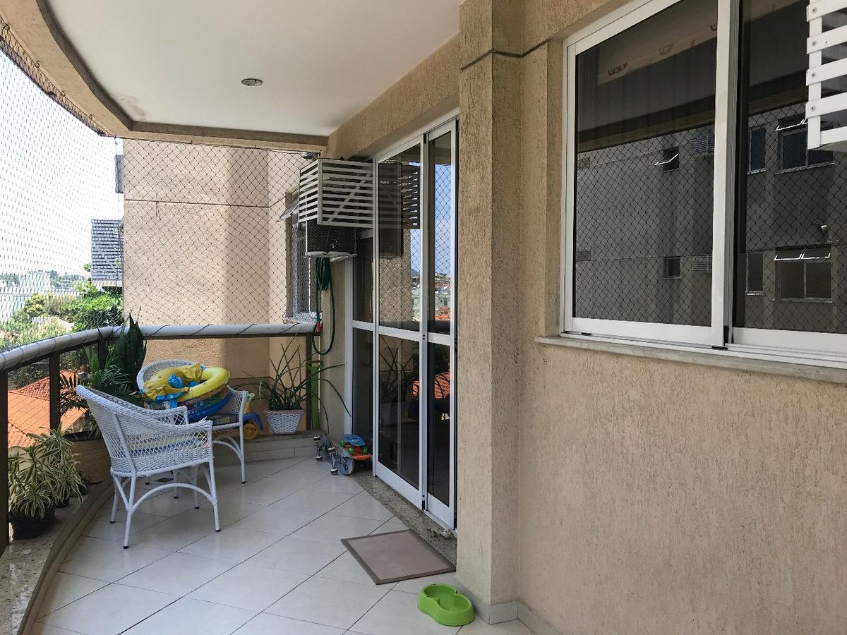 lindo apartamento, planta ótima, 79m2, infra,em plena 3 rios
