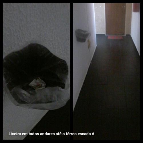 lindo apartamento quitado no residencial conjunto toyama!!!
