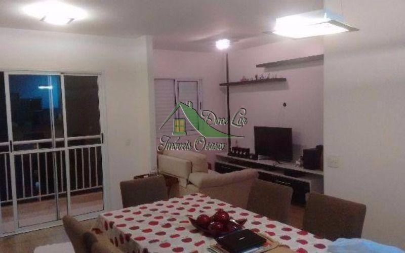 lindo apartamento residencial alphaview.