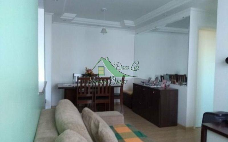 lindo apartamento, residencial parque imperial. osasco.