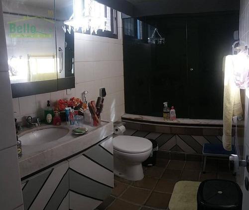 lindo apartamento residencial à venda, monteiro, recife. - ap0668