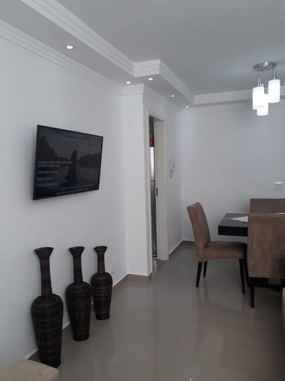 lindo apartamento semi mobiliado - ap5275